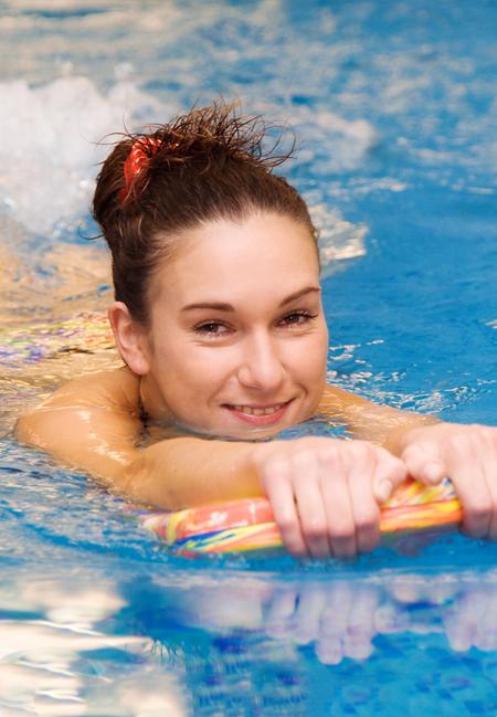 Anfängerschwimmkurs Erwachsene